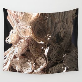 Why You Don't Kiss And Tell II Wall Tapestry