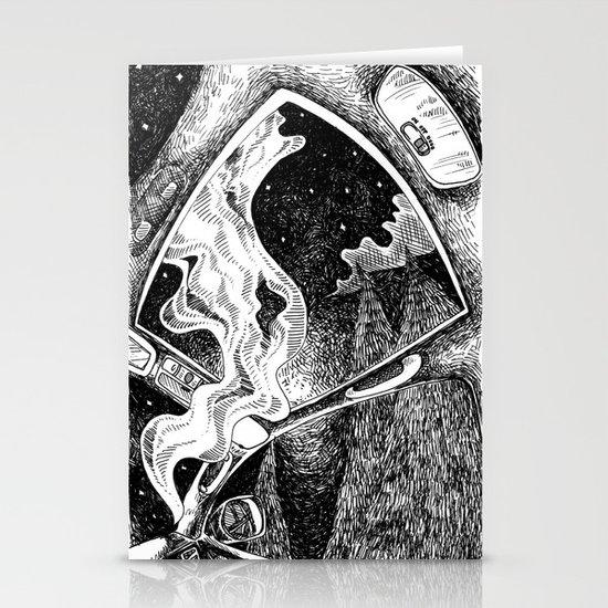 zZzonin Stationery Cards