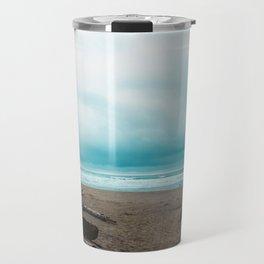 Welcome To The Beach Travel Mug
