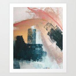 Dawn [2] Art Print