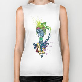 A Beautiful Mind Biker Tank