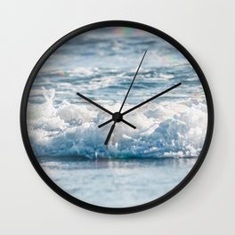 Santa Monica Sea Wall Clock