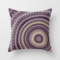 Mandala 174 Throw Pillow
