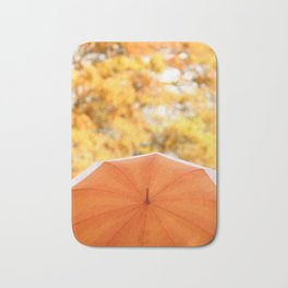Autumn colors Bath Mat
