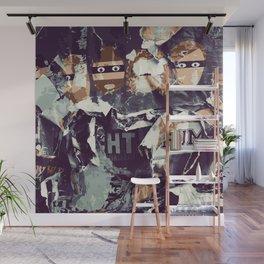 Bandits Wall Mural