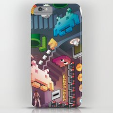Lost in videogames iPhone 6 Plus Slim Case