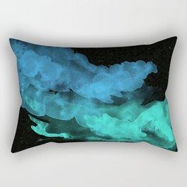 Pigment Decomposed Rectangular Pillow