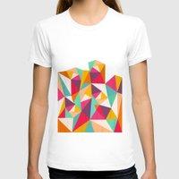 diamond T-shirts featuring Diamond by Kakel