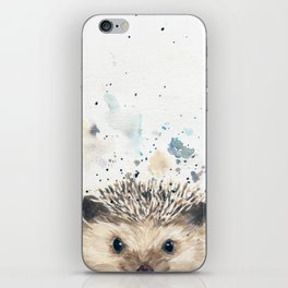 Humble Hedgehog iPhone Skin