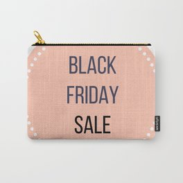 Black friday sale : Original stylish icon in Pink Eco Carry-All Pouch