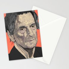 Harry Dean Stanton Stationery Cards