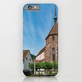 Church Switzerland Bad Zurzach Kanton Aargau temple Houses Cities Temples Building iPhone Case
