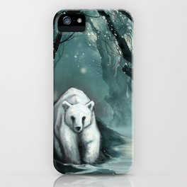 Spirit Bear iPhone Case