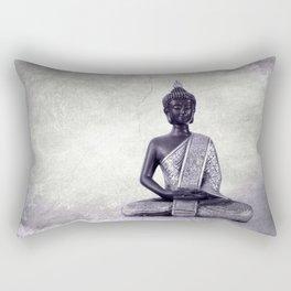 Buddha  - JUSTART © Rectangular Pillow