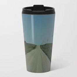 A Lonely Road Travel Mug