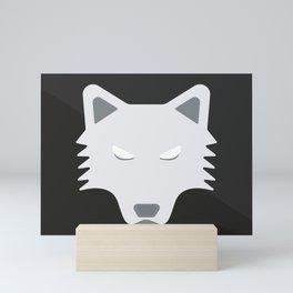 LoneWolf Mini Art Print