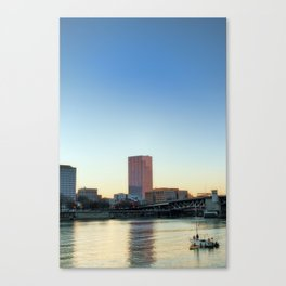 The Willamette Canvas Print
