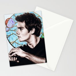Dylan O'brien Stationery Cards
