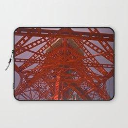 Tokyo Tower Laptop Sleeve