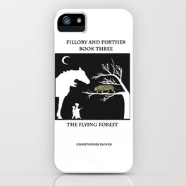 The Flying Forest iPhone Case