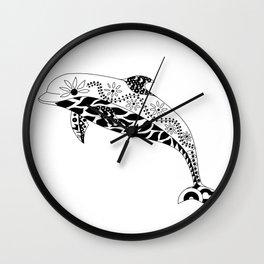 Delfín hasta el fin, Ecopet Wall Clock