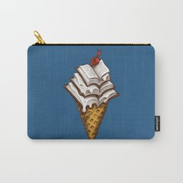 Ice Cream Books Carry-All Pouch