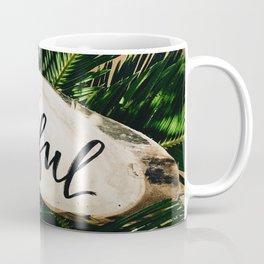 Thankful Botanical (Color) Coffee Mug