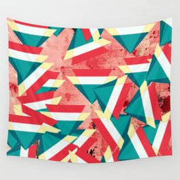 Color Party 1A Wall Tapestry