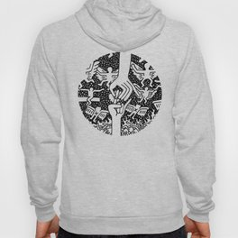 Keith Haring - The marriage of heaven and hell Hoody