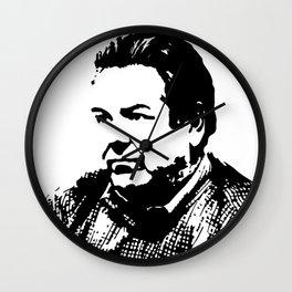 (Garry, Larry, Terry) Jerry Gergich Wall Clock