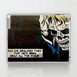 Dead All the While Laptop & iPad Skin