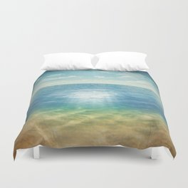 Insta Beach Duvet Cover