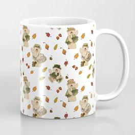 FISHING BEAR Coffee Mug