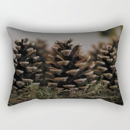 On the trail of the lonesome pine Rectangular Pillow