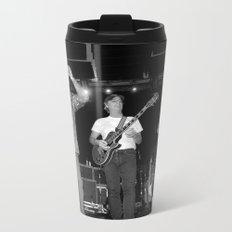 The Nighthawks & Skip Castro band Metal Travel Mug