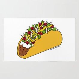 Because Tacos Rug