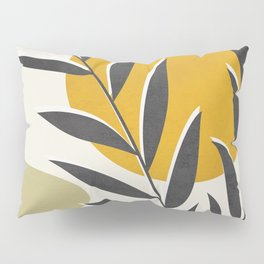Plant Design 01 Pillow Sham
