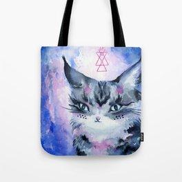 Lynx Cat : Magic Maker Tote Bag