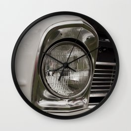 Vintage Car 9 Wall Clock