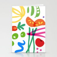 health Stationery Cards featuring Picture of Health by ColorisBrave