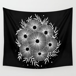 Round And Round Wall Tapestry