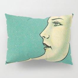 La Luna Card Pillow Sham