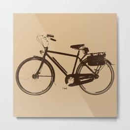 bicicle Metal Print
