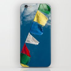 Mountain Banner iPhone & iPod Skin