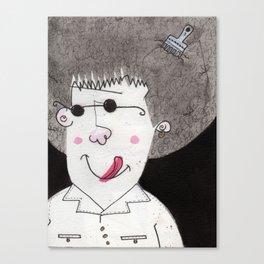 frofro Canvas Print