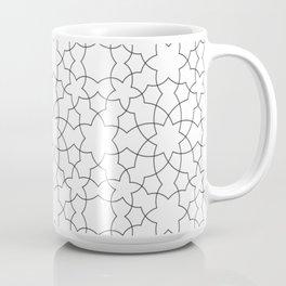 Minimalist Geometric 101 Coffee Mug