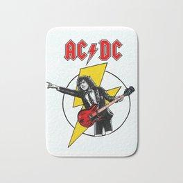 Angus Young AC/DC Bath Mat