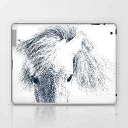 Cute Ponyface Laptop & iPad Skin