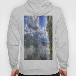 Traunsee Lake Altmunster Austria Hoody