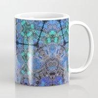 doodle Mugs featuring Doodle by Steve W Schwartz Art